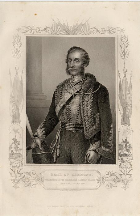 генерал - майор лорд Кардиган