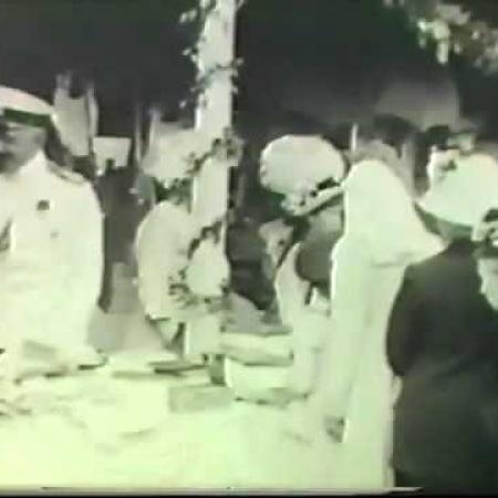 1912. Крым. Благотворительный базар.mp4