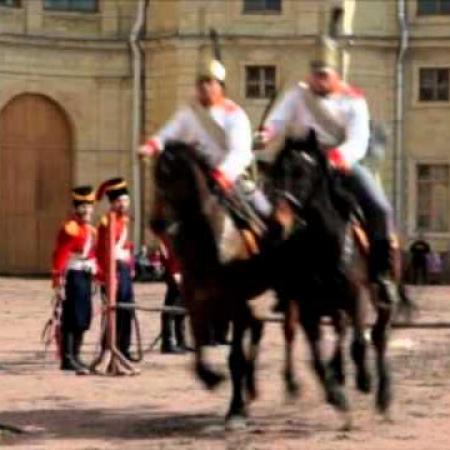 «Выступление гвардии в поход»